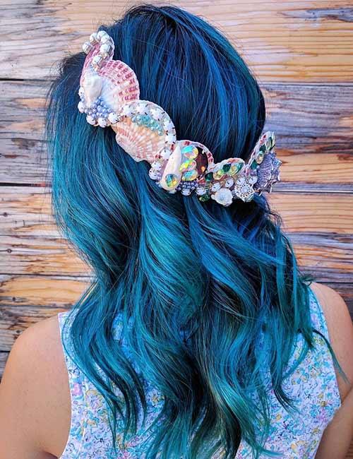14. Crowned Mermaid