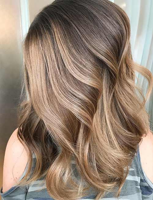 Rich Mocha Hair Color