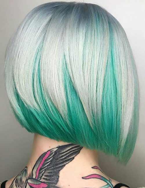 20 Yummy Cotton Candy Hair Color Ideas