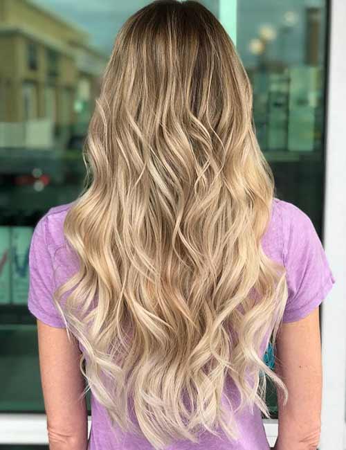 15. Dimensional Blonde