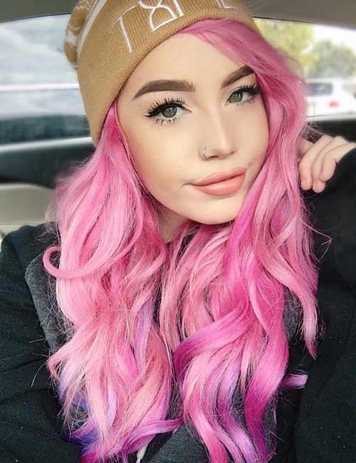 15.Feelin' Pink