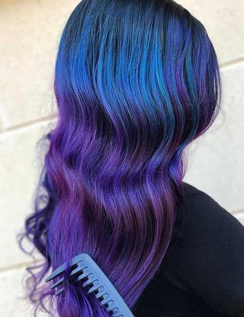 16. Purple Depths