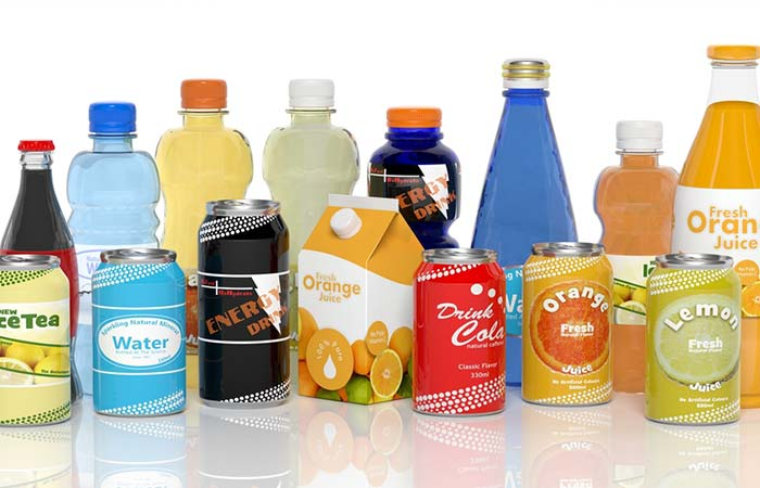 Avoid Packaged Beverages