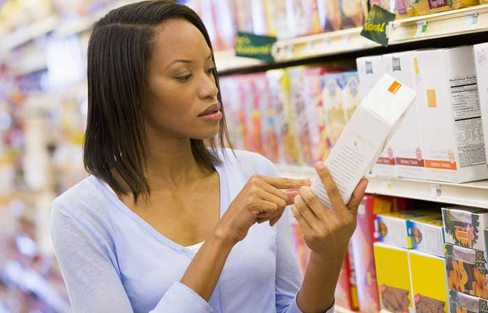 17. Check Food Labels