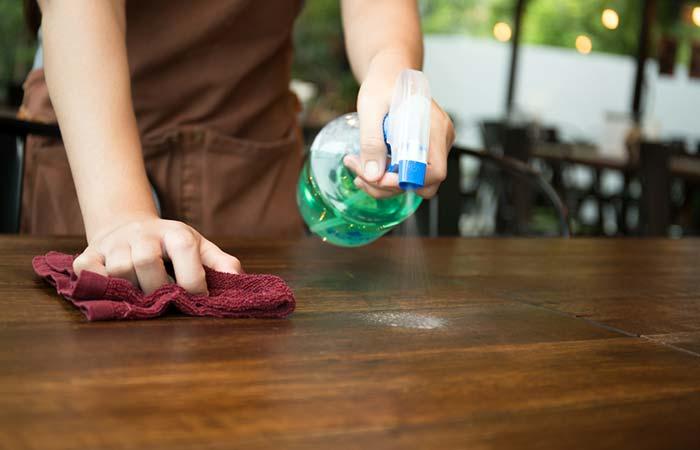 17. Disinfectants 3 Months
