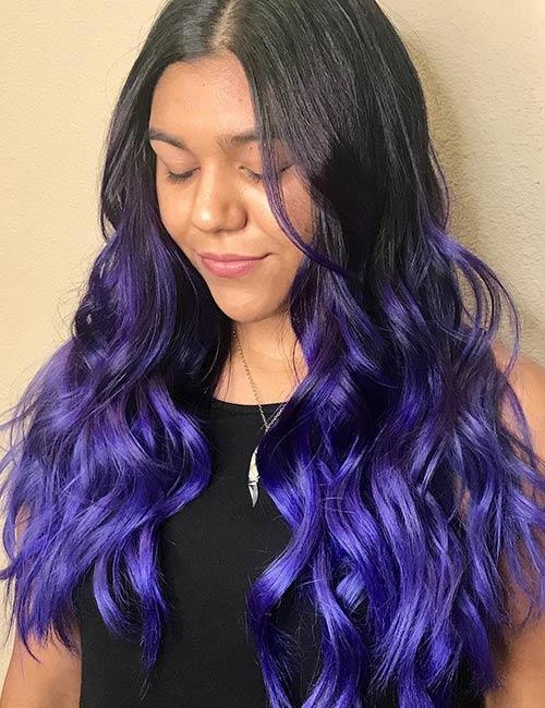 17. Violet Night