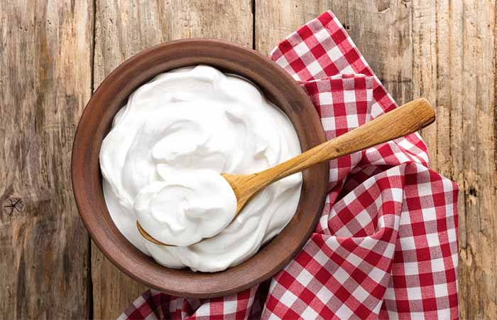 17. Yogurt