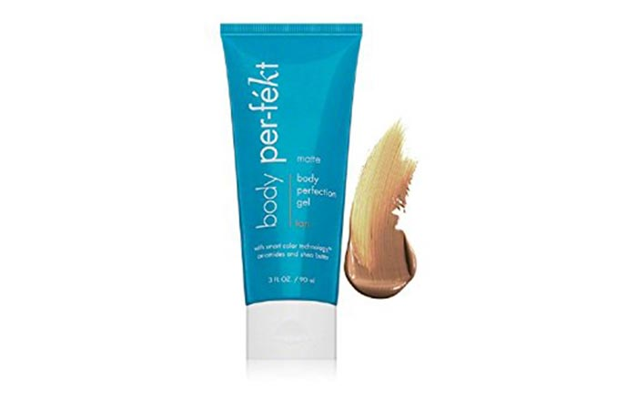Best Self Tanners For Face - Per-Fekt Matte Body Perfection Gel