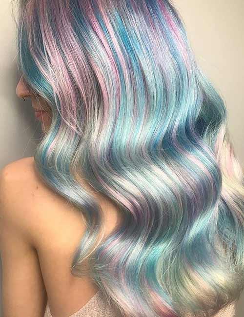 19. Opalescent Shimmer