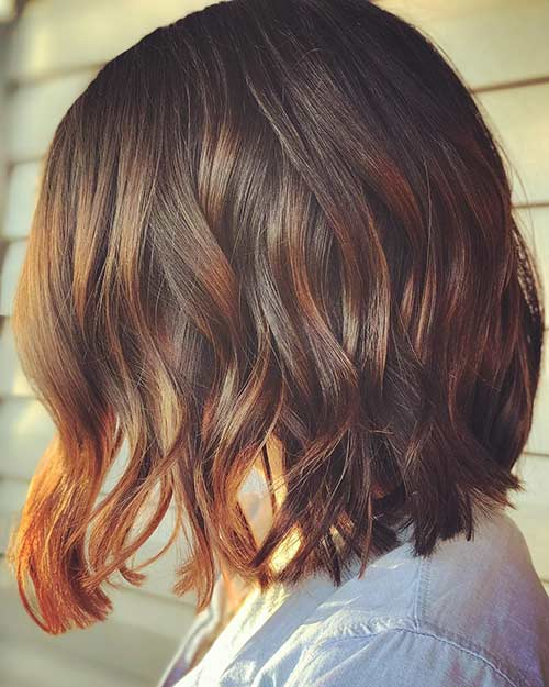 20 gorgeous ways to style copper hair color warm toned copper highlights pmusecretfo Image collections