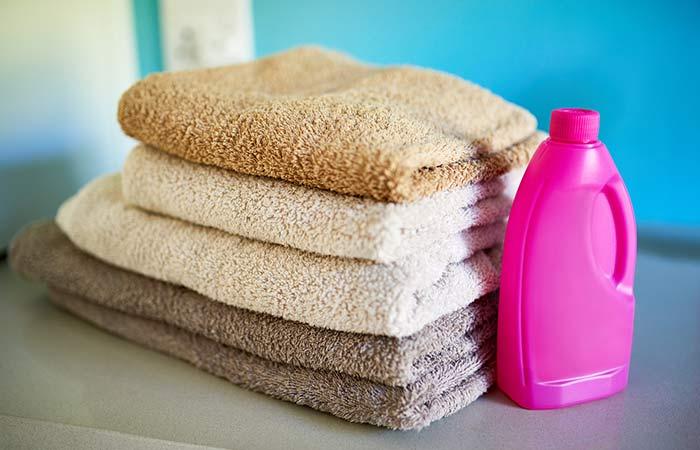 2. An Inexpensive Fabric Softener