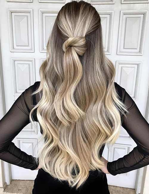 Cool Maple Balayage