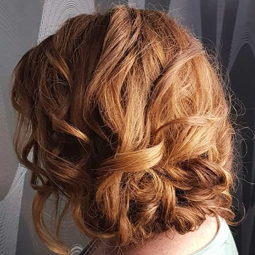 2. Russet And Copper Highlights