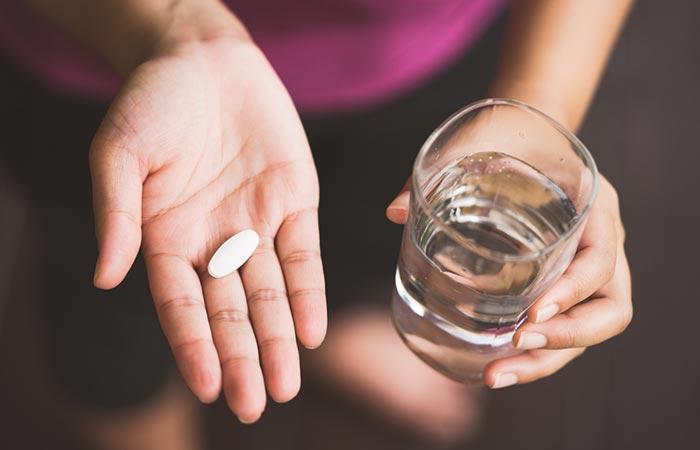 2.Taking Oral Anti-Inflammatory Drugs
