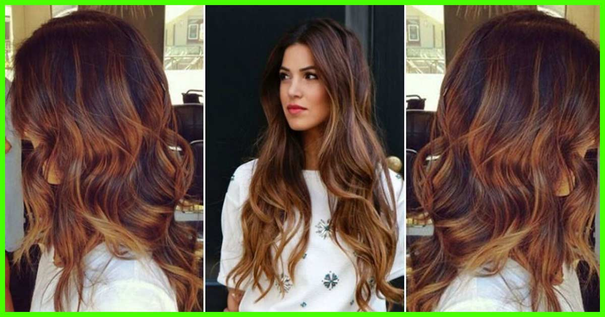 20 Breathtaking Styling Ideas For Tiger Eye Hair Color