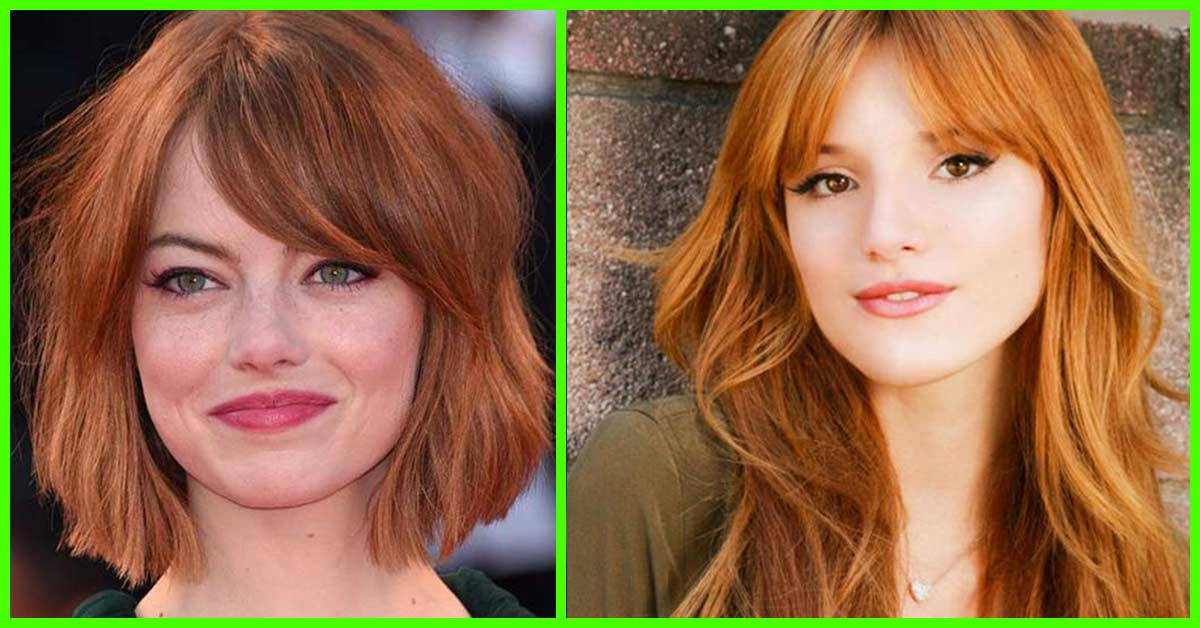 Copper Hair Color Styles Best Hair Color 2018