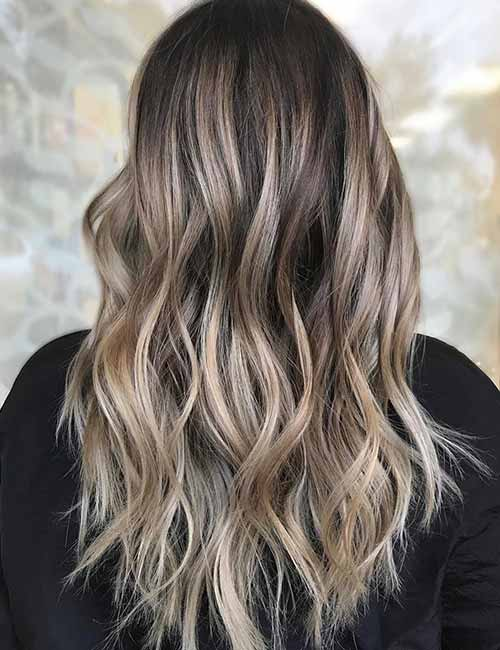 Top 25 light ash blonde highlights hair color ideas for blonde and 20 icy bronde pmusecretfo Choice Image