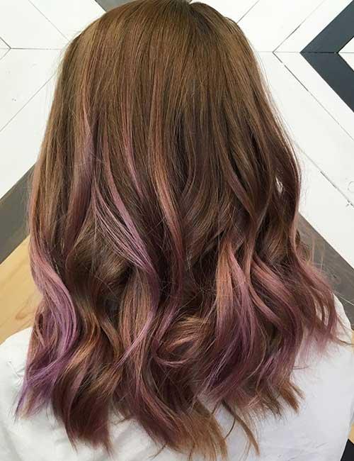 Peach Ombre Hair Www Pixshark Com Images Galleries