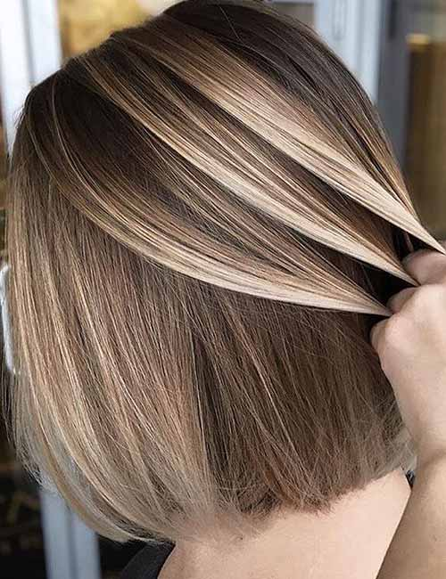 Blonde Brown Hair Color Www Pixshark Com Images