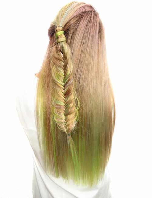 25. Subtle Fishtail