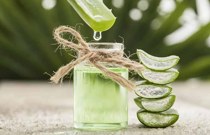 3. Aloe Vera Juice