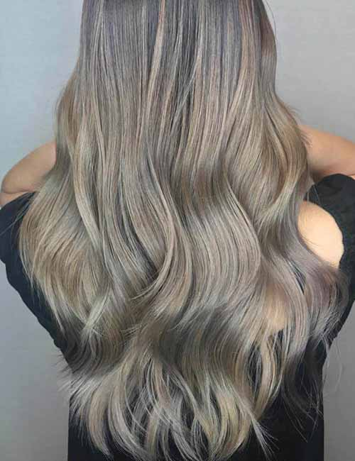 Top 25 light ash blonde highlights hair color ideas for blonde and 3 ashy babylights pmusecretfo Image collections