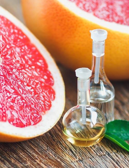 3. Grapefruit Essential Oil
