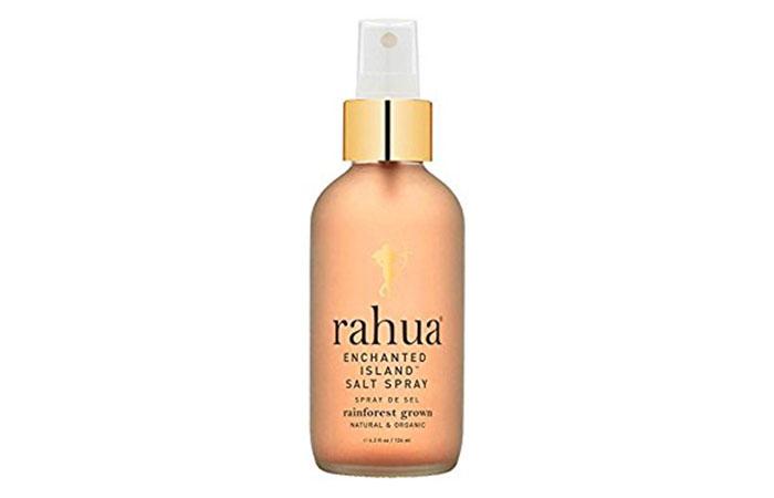 3. Rahua Enchanted Island Salt Spray