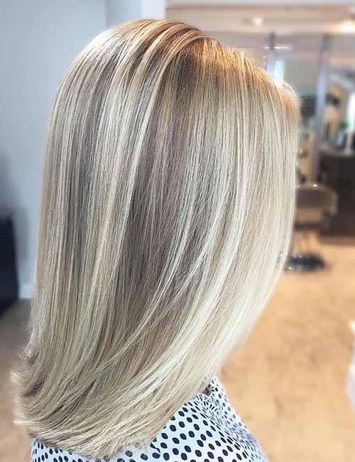 Top 25 light ash blonde highlights hair color ideas for blonde and cool baby blonde pmusecretfo Choice Image