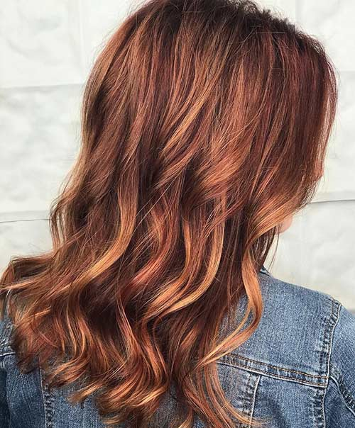 20 Gorgeous Ways To Style Copper Hair Color