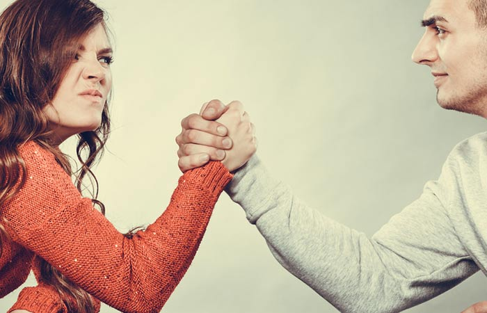 5. Argument In A Strong Relationship Becomes Intuitive