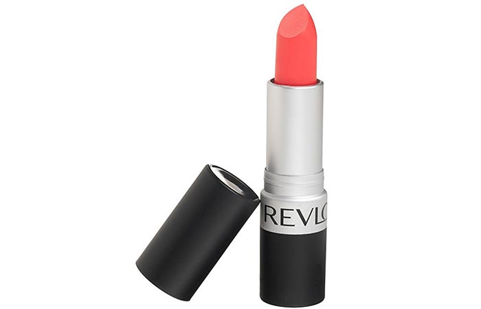 Best Drugstore Matte Lipsticks - 5. Revlon Matte Lipstick in 'Pink About It'