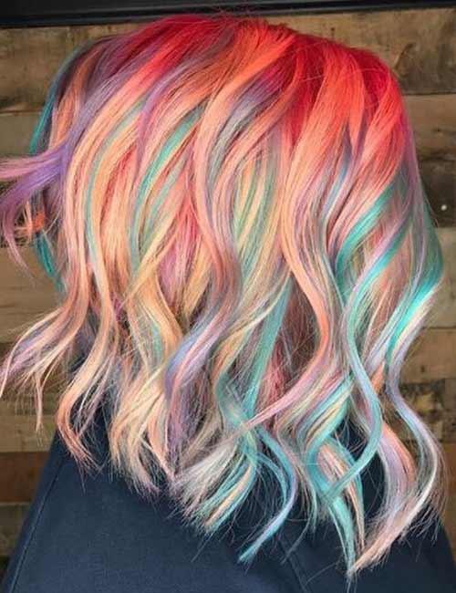 5.Fiery Rainbow