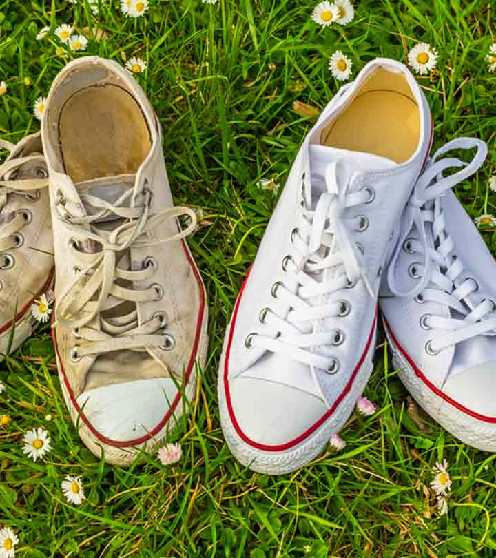 6 Quick And Effective Ways To Clean Your White Converse Shoes