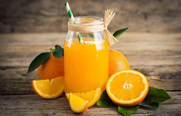 6. Orange Juice