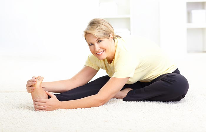 Weight Loss For Women Over 50 - Start With Yoga