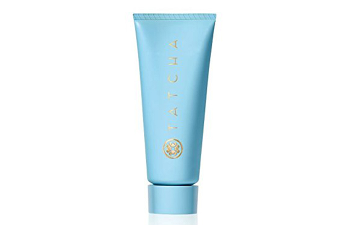 7. Tatcha Silken Pore Perfecting Sunscreen
