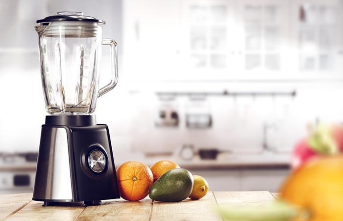 7.Cleaning Your Blender