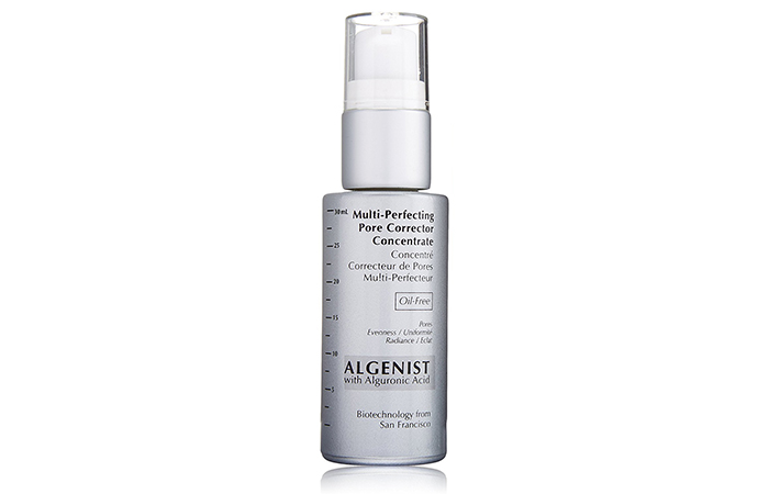 8. Algenist Multi-Perfecting Pore Corrector Concentrate Women