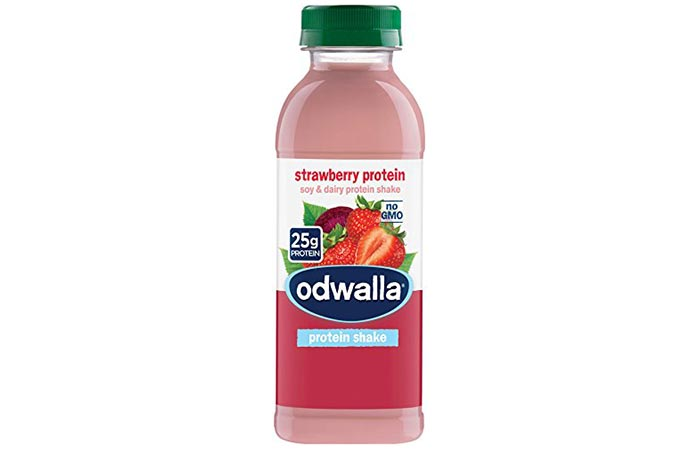 Protein Shakes For Weight Loss - Odwalla Strawberry Protein Shake