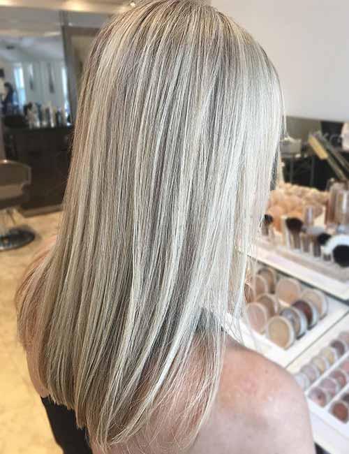 8. Perfect Ash Blonde
