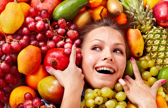 Lose Weight Naturally - Consume Fruits