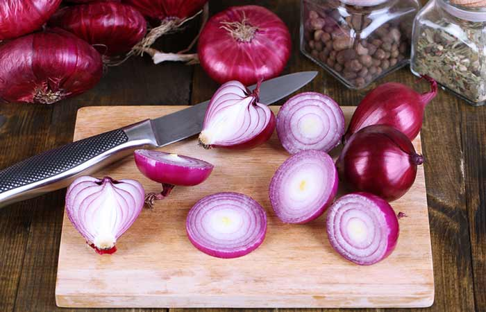9. Cutting Onions Without Crying