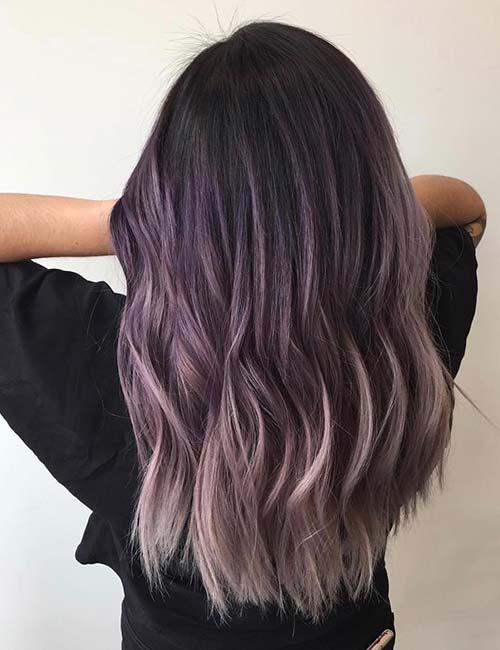 9 Dusty Lavender