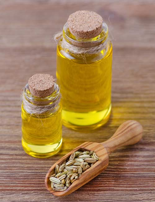 9. Fennel Essential Oil