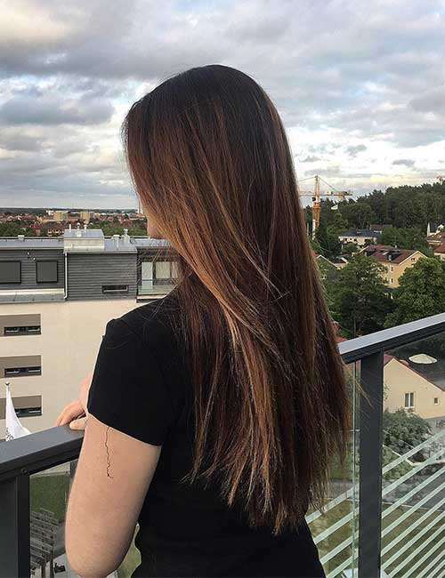 20 Marvelous Balayage Styles For Straight Hair