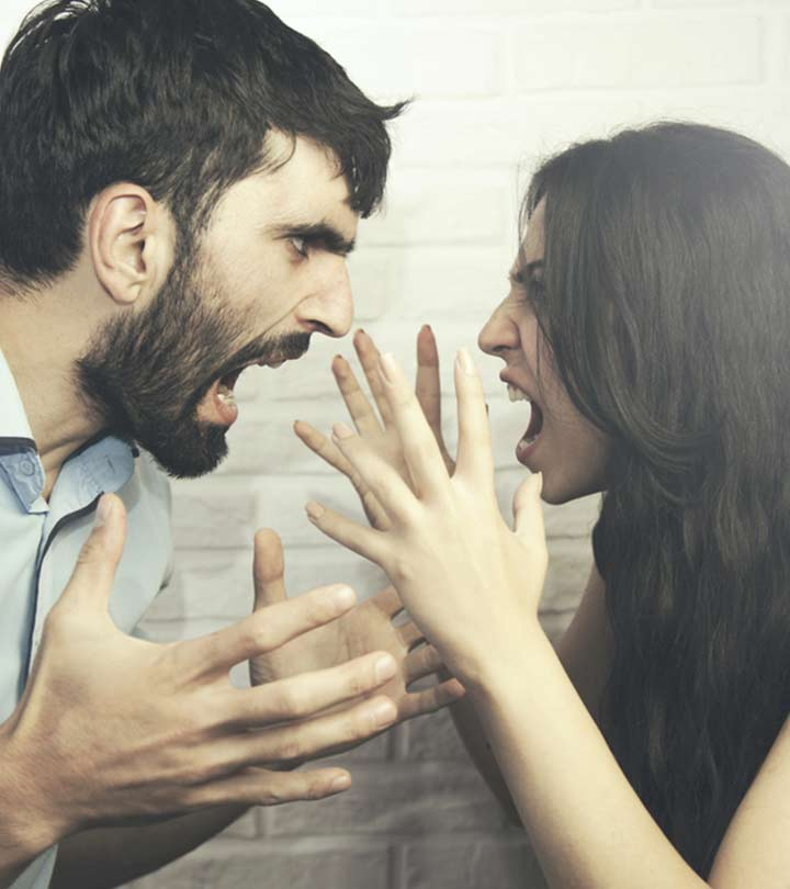 According To Psychologists, Couples Who Argue Love Each Other More! Here's Why