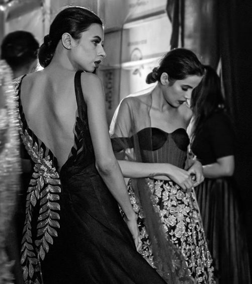 Backless Blouse Designs