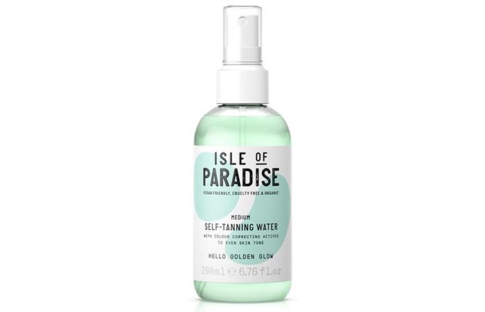 Isle Of Paradise Self-Tanning Water