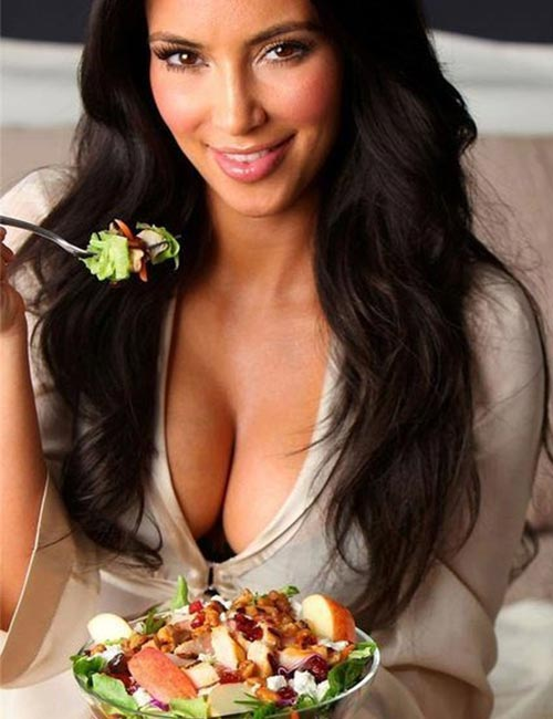 Kim Kardashian Weight Loss Diet